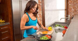 Perte de poids et sèche femme pour végétarien