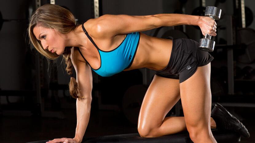 triceps-haltere