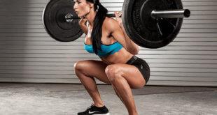 Programme musculation sèche / perte de poids pour femme