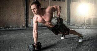 Programme musculation haltère à la maison